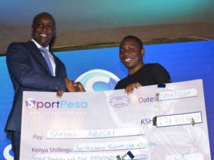 Sportpesa Livescore winner