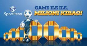 Sportpesa Kenya Mega Jackpot