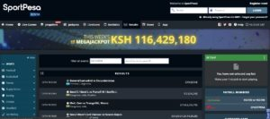 Sportpesa today result
