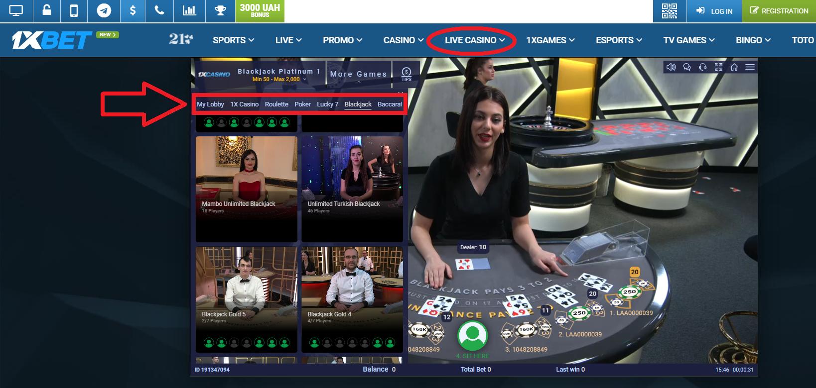 Betting with 1xBet Kenya